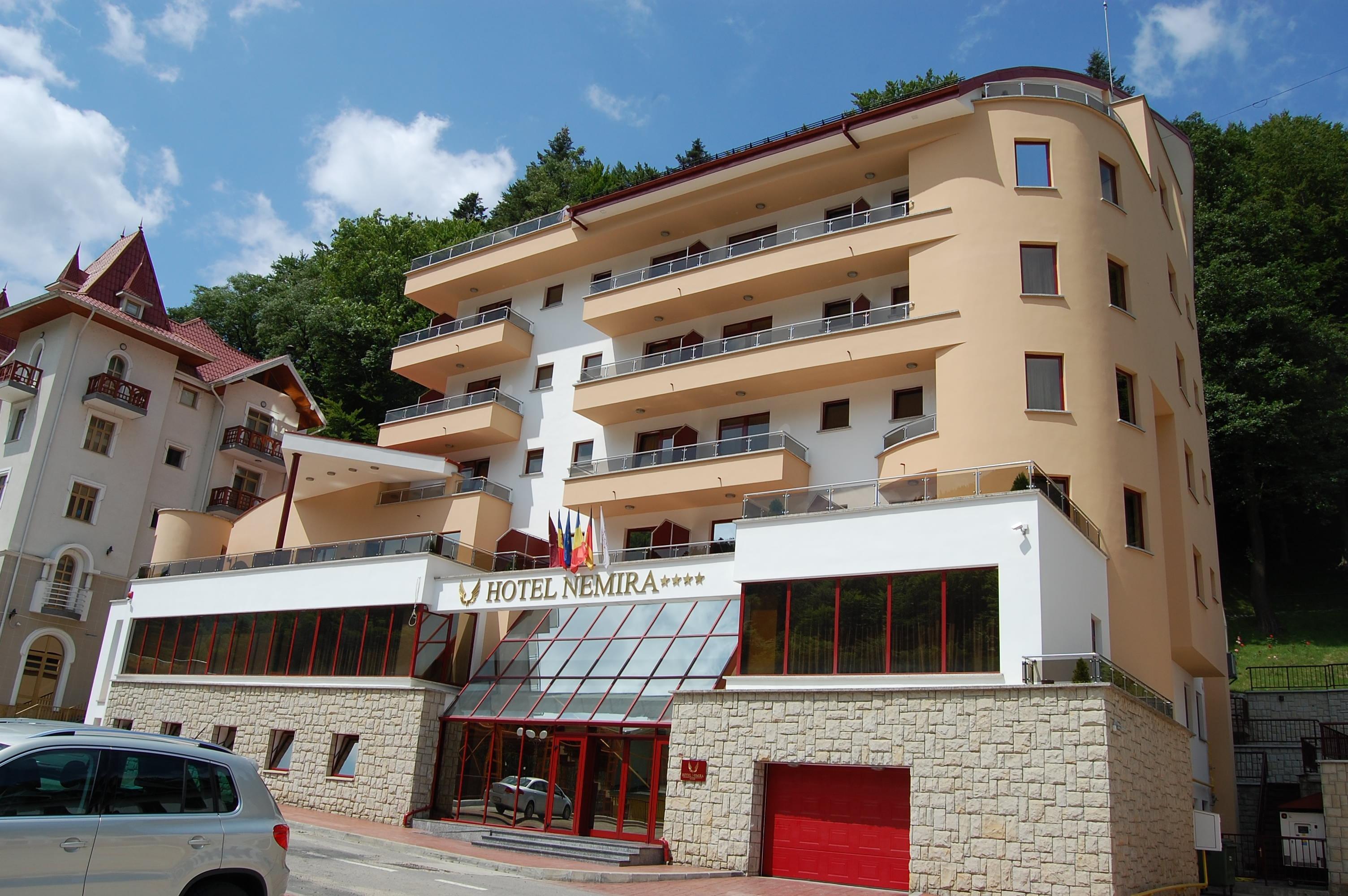 HOTEL NEMIRA SLANIC MOLDOVA